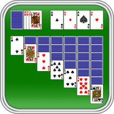 Solitaire by MobilityWare is the ORIGINAL maker of Solitaire free for iPad and iPhone. After more than 10 years on the App Store we are STILL improving . Ipad, Kindle Games, Kindle Fire Kids, Solitaire Games, Spider Solitaire, Best Free Apps, Game App, Android Apps, Games