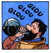 … et plus particulièrement s'ils sont amateurs de whisky. Haddock Tintin, Captain Haddock, Herge Tintin, Ligne Claire, Art Reference, Comic Art, Snoopy, Fandoms, Cartoon
