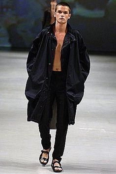 Raf Simons Spring 2007 Menswear Collection Photos - Vogue