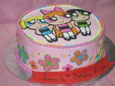 Cake2U Power Puff Girls For Alyaa cakepins.com