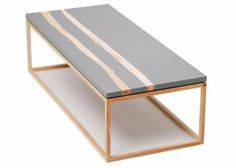 Modern unique wood table DIY inspiration4 500x356 on Archinspire.Org
