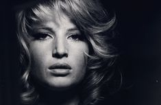 Monica Vitti Italian actress who starred in severa classics by Michelangelo Antonioni Michelangelo Antonioni, Catherine Deneuve, Cinema Video, Terence Stamp, Photo Star, Black Panthers, Actor Studio, Italian Actress, French Actress