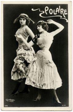 Reutlinger ~Polaire,c.1900