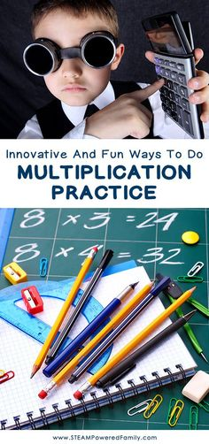 The best way to master multiplication? Practice until it becomes second nature. But drill to kill is never fun for anyone. So I've been looking for some innovative games and fun ways to incorporate multiplication practice and I've found some winners! Multiplication mastery, here we come!