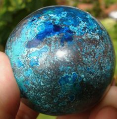 Shattackite Sphere- from The Congo 413 Grams