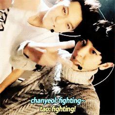 EXO | CHAN YEOL and TAO