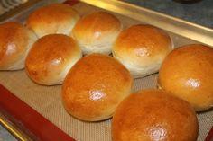 Desserts by Annie: Hamburger Buns