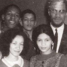 Last photo of Malcolm X, taken the day he was assassinated. Look at his face, it's almost as if he knew something ominous was on the horizon.
