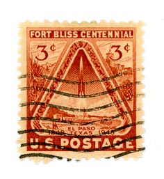1948, Fort Bliss Centennial, United States