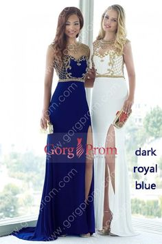 Prom Dresses 2015 scoop column beaded bodice prom dresses chiffon tulle court train , You will find many long prom dresses and gowns from the top formal dress designers and all the dresses are custom made with high quality Prom Dresses 2015, Bridesmaid Dresses, Formal Dresses, Maxi Dresses, Party Dresses, Evening Dress Long, Evening Gowns, Corsage, Modelos Fashion