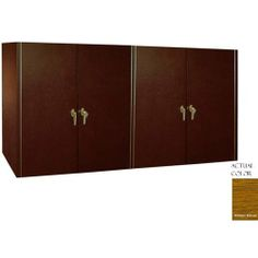 Vinotemp Vino-400cred-mdwa 304 Bottle Four Door Wine Cellar Credenza - Medium Walnut by Vinotemp. $3719.00. Vinotemp VINO-400CRED-MDWA 304 Bottle Four Door Wine Cellar Credenza - Medium Walnut. VINO-400CRED-MDWA. Wine Cellars. This elegant credenza boasts four doors for adequate wine storage space, as well as a redwood and aluminum blend racking system. The wine mate self contained cooling system ensures proper circulation while your wine is stored safely away. Digital temper...