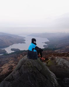 """Adventure photographer, Daryl Walker takes us to the top of Scotland's famous """"mountain in miniature"""", the wild Ben A'an."""