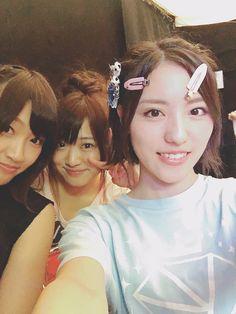 Emika Kamieda x Mirei Ueda x Anna Ijiri https://twitter.com/ijirianna0120/status/766538785198714880