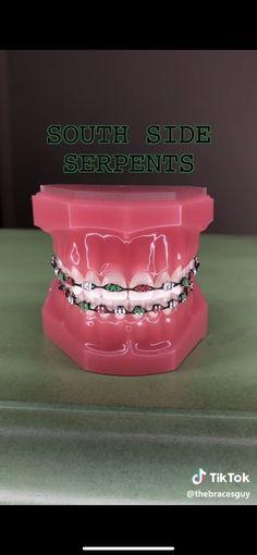 Creator: The Braces Guy Dental Braces, Teeth Braces, Harry Styles, Cute Braces Colors, Braces Tips, Getting Braces, Josie And The Pussycats, Brace Face, Skin Gel