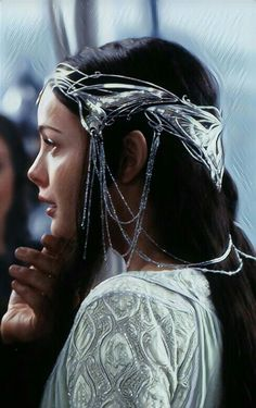 Most popular tags for this image include: arwen, liv tyler, lord of the rings, elf and LOTR Tolkien, Liv Tyler, Lord Of Rings, Arwen Undomiel, V Model, O Hobbit, Into The West, Glamour, Circlet