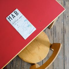 Table et chaise Aalto