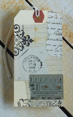 Two Hand Design 2019 100 Collage Tag challenge Tag 96 Collage Background, Glue Book, Art Journal Inspiration, Journal Ideas, Collage Art Mixed Media, Fabric Journals, Handmade Journals, Paper Tags, 8th Of March