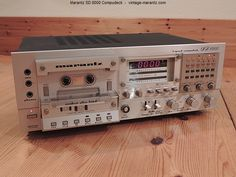 Marantz SD 8000 2 speed tape deck