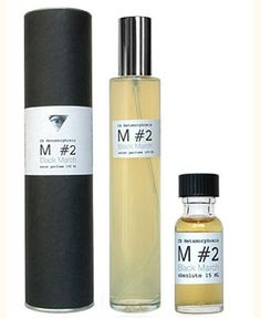 M2 Black March CB I Hate Perfume for women and men (soil tincture, green notes, water notes, oak moss, woody notes).