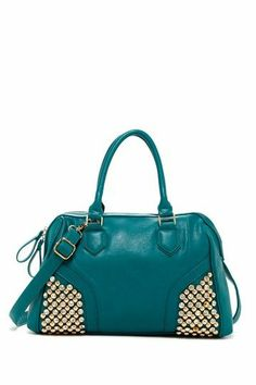 subtle studded handbag #bagalot #bags #love #stylish