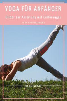 Yoga für Anfänger – bist du noch eine frische Yogini und möchtest auch das Entspannen und Relaxen lernen? Hier bekommst du die Anleitung mit Erklärung, YouTube Videos; Infografiken und die Übungen zum Start. (Yoga oder Joga – beide Schreibweisen sind korrekt.) Du kommst nach Hause und musst dein Kopf frei kriegen. Dich entspannen, denn du hast noch tausende Gedanken in deinem Oberstübchen? So geht es mir häufig. Und dann komme ich beim Yoga zur Ruhe und kann entspannen. Ich zeige...