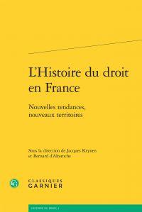L'histoire du droit en France Toulouse, France, French