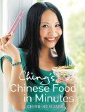 Chings Chinese Food in Minutes. I found Ching's recipes easy to follow and the food always has very good flavours. The taste of all the ingredients comes through and unlike other Chinese foods is not overpowered by one ingredient.