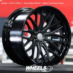 Vossen x Work Series VWS-2 finished in #MatteGunmetal Center & #GlossBlack Barrel @vossen | 1.888.23.WHEEL(94335) Vossen Wheel​ Pricing & Availability: @WheelsPerformance​ Authorized Vossen x Work dealer @WheelsPerformance | Worldwide Shipping Available #wheels #wheelsp #wheelsgram #vossen #vossenxwork #vws2 #wpvws2 #workseries #vossenwheels #madeinjapan #teamvossen #wheelsperformance Follow @WheelsPerformance www.WheelsPerformance.com @WheelsPerformance