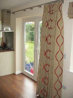 Superieur Treatments For Sliding Glass Doors: Grommet Curtains Window Treatments |  Sliding Glass Door Coverings | Pinterest | Grommet Curu2026