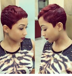 Color..... Cut and style