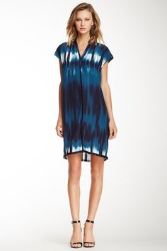 Elie Tahari Dallas Silk Dress by Non Specific on @HauteLook