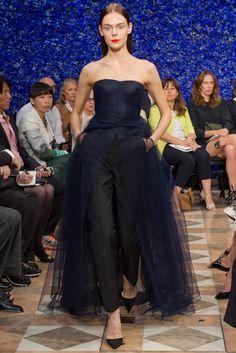 Christian Dior Fall 2012 Couture Fashion Show - Kinga Rajzak (IMG)