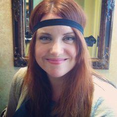 Easy Heatless Curlssss Using ONLY An Elastic Headband!!! #Fashion #Beauty #Trusper #Tip