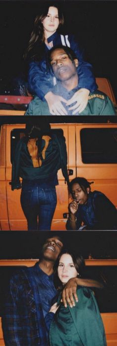 Lana Del Rey and A$AP Rocky                                                                                                                                                                                 More