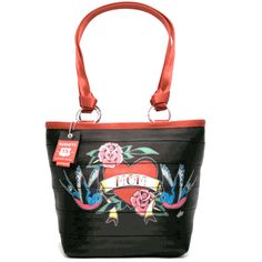 Cool Harveys Mom SID tattoo seatbelt bag.  15th anniversary special Bag.