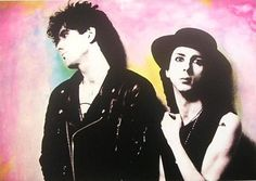 """One of the earliest and most successful synth pop groups, Soft Cell first burst onto the early '80s electro dance scene with such hits as """"Tainted Love,"""" """"Memorabilia"""" and """"Sex Dwarf."""" Made up of singer/songwriter Marc Almond and producer Dave Ball, the duo released a total of three albums before breaking up in 1984.  http://en.wikipedia.org/wiki/Soft_Cell"""