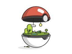 63 imagens inspiradas em Pokémon GO - Assuntos Criativos