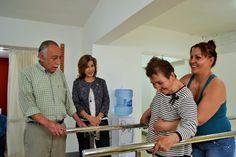 Supervisa Presidenta del DIF Municipal unidades basicas de rehabilitación   El Puntero