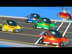 car video for toddlers tutitu creates race cars