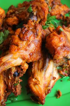 Tangdi kabab, it is new to me..I was not familiar with that untill a viewer requested it. Then i searched online and got an idea about the recipe. I love roasting chicken in oven, since it is less fatty when compared to fried ones and it turn out so juicy. This recipe is so easy...Read More