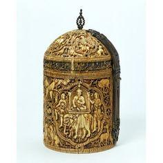 Pyxis, Madinat al-Zahra, Cordoba, Spain | V&A Search the Collections