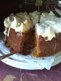 lekkerste wortelkoek Kos, Ma Baker, South African Recipes, Pudding Cake, Sweet Tarts, Let Them Eat Cake, Yummy Cakes, No Bake Cake, Sweet Recipes