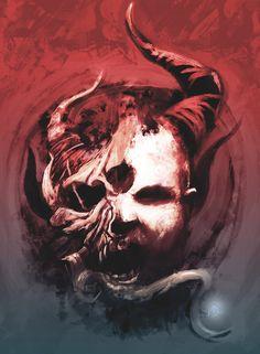 demon hunter band | Demon Hunter- TRUE DEFIANCE by ZachDB