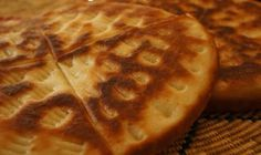 Ethiopian Ambasha Bread