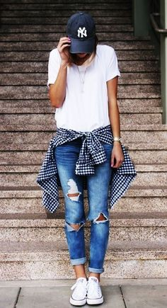 Insanely Cute Fall Outfits – Wass Sell Insanely Cute Fall Outfits – Wass Sell,Looks inspiration Love this look. SO perfectly casual and darling. Plus Insanely Cute Fall Outfits Estilo Fashion, Fashion Mode, Look Fashion, Ideias Fashion, Autumn Fashion, Fashion Trends, Fashion Hats, Fashion Ideas, Feminine Fashion