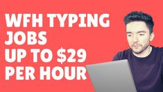 3 Work-From-Home Typing Jobs No Phone Up to $29/Hour 2021 Work From Home Typing, Work From Home Careers, Typing Jobs, Video Notes, Hustle, It Works, Type, Phone, Telephone