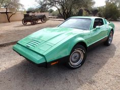 1975 BRICKLIN SV-1 2 DOOR GULLWING COUPE - 116946