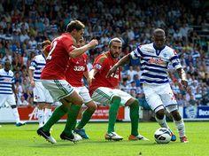 QPR 0 - 5 Swansea City (Premier League - Sat 18th Aug 2012)