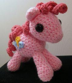 My Little Pony - Pinkie Pie with Cutie Mark by ~kaerfel on deviantART
