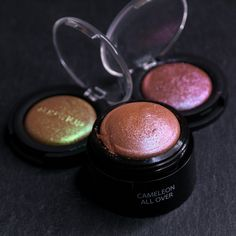 Dupe Trial: DOUGLAS vs. TOPSHOP - LED-lookalike-Chameleon-Effekt-Eyeshadow bei uns??? | http://ift.tt/2j1NoY8